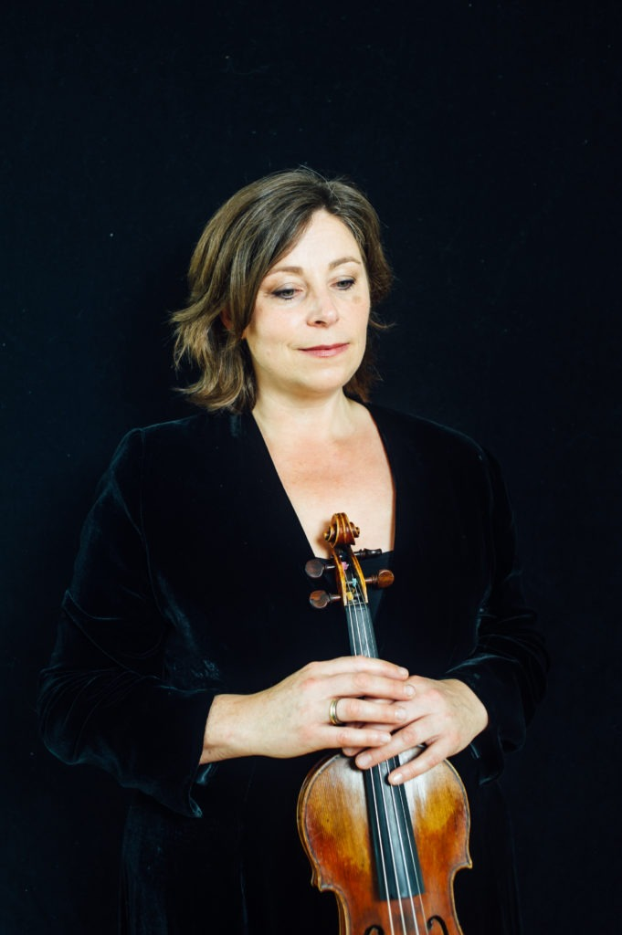 Lucy Gould  violin