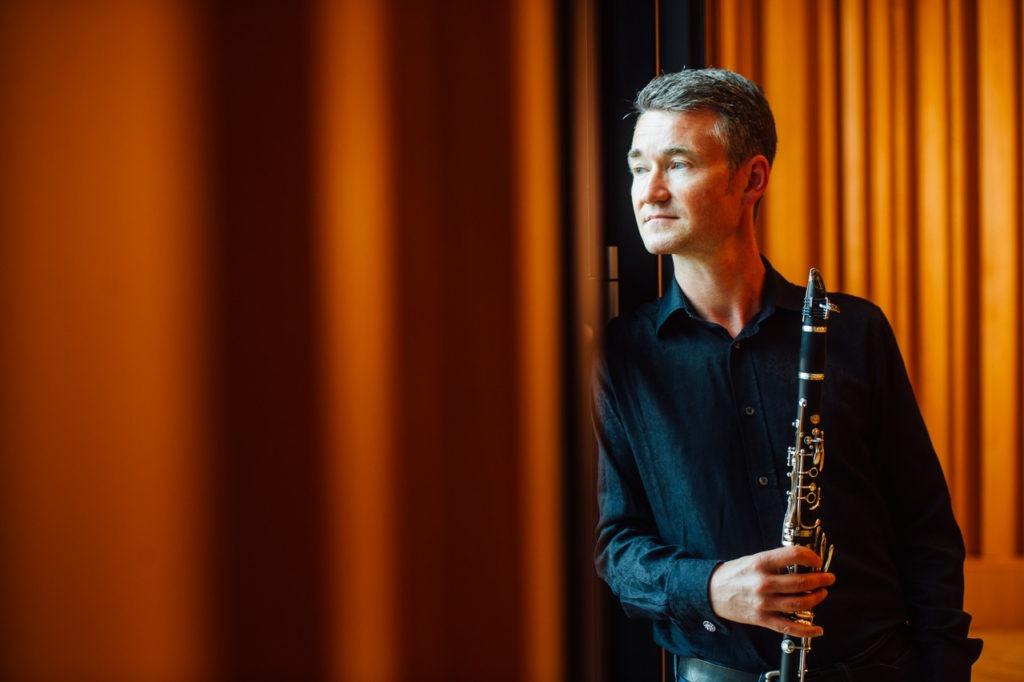 Robert Plane  clarinet
